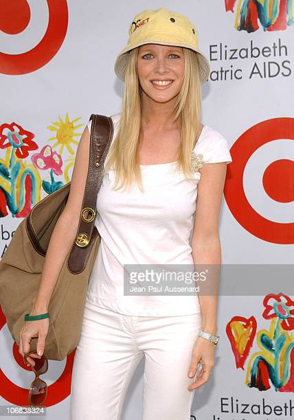 Lauralee Bell during Elizabeth Glaser Pediatric AIDS Foundation 2005 'A Time For Heroes' Celebrity Carnival Arrivals in Los Angeles California United...