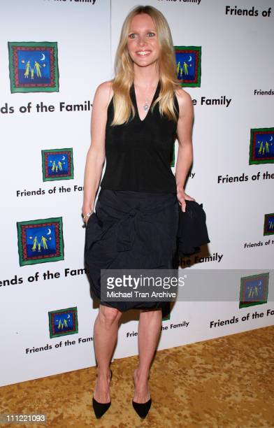 Lauralee Bell during The 10th Annual Family Matters Benefit and Celebration at Regent Beverly Wilshire in Beverly Hills California United States