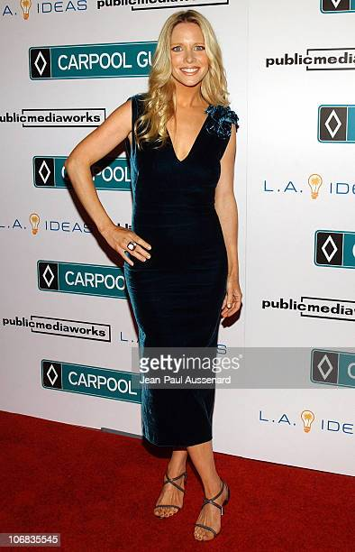 Lauralee Bell during World Premiere of The Public Media Works Independent Feature Film 'Carpool Guy' Arrivals at The ArcLight in Hollywood California...