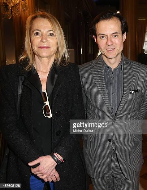 Laure adler photos et images de collection getty images for Institut culturel italien paris