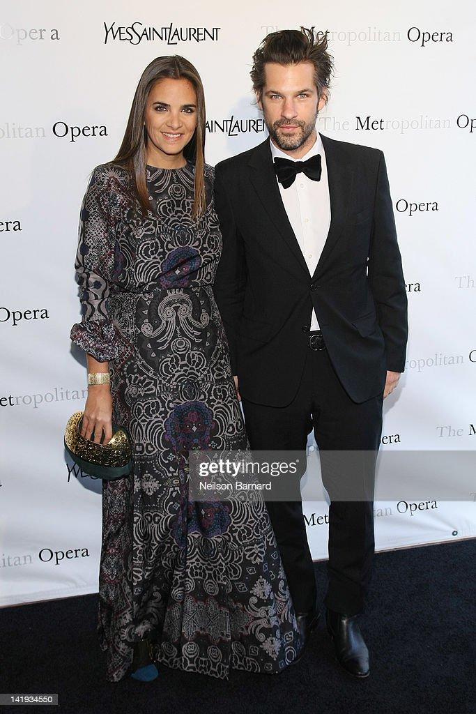 "Metropolitan Opera Gala Premiere Of Jules Massenet's ""Manon"""