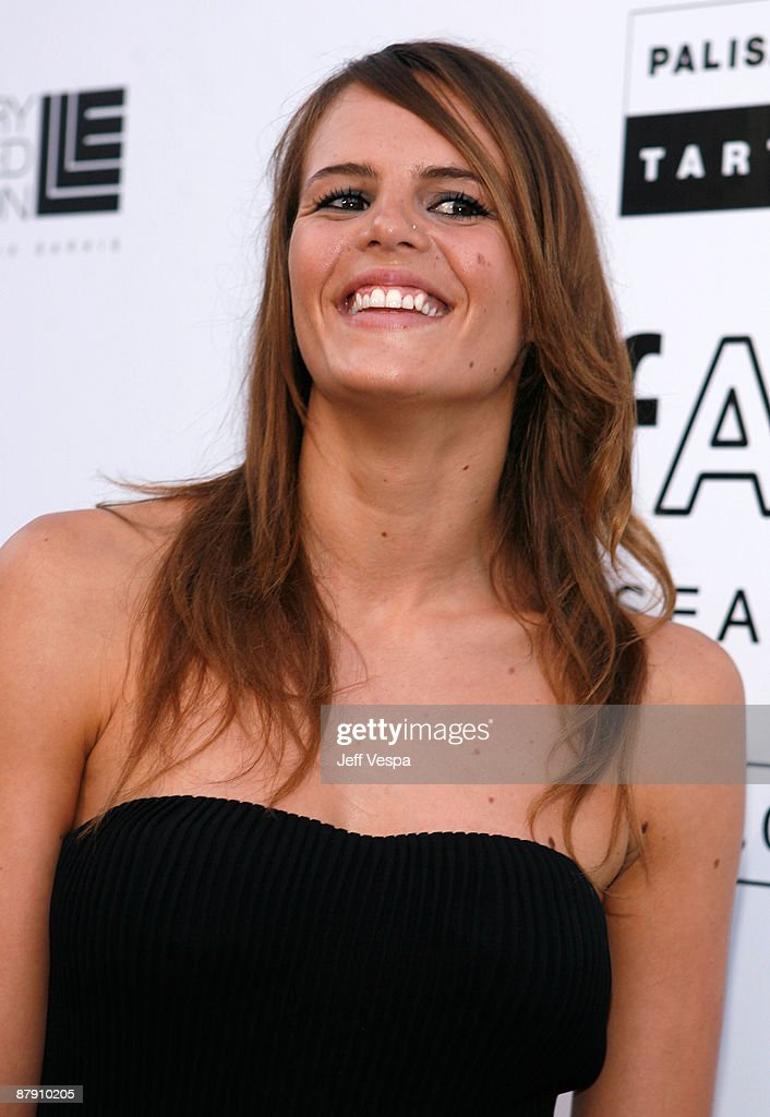 Laure Manaudou attends the amfAR Cinema Against AIDS 2009 benefit at the Hotel du Cap during the 62nd Annual Cannes Film Festival on May 21, 2009 in Antibes, France.