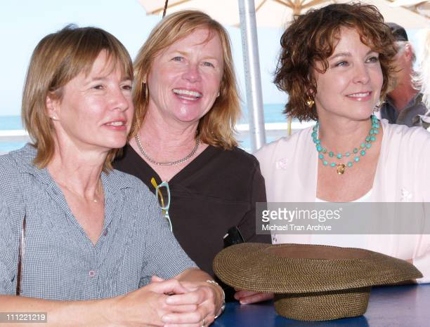Laure Stern Founder of Boys and Girls Club of Malibu Amy Madigan and Kathleen Quinlan
