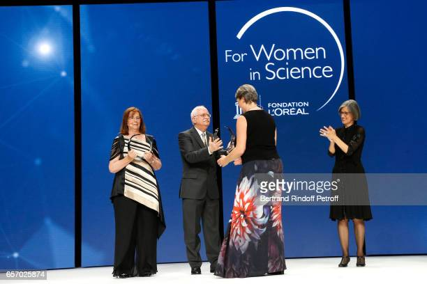 Laureate for Latin America Professor Maria Teresa Ruiz Christian Amatore Laureate for AsiaPacific Professor Michelle Simmons and Assistant...