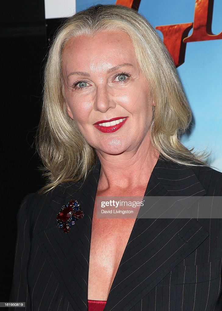 Laurel Barrack attends the 8th Annual Los Angeles Italia Film, Fashion and Art Festival Opening Night Gala at the Mann Chinese 6 on February 17, 2013 in Los Angeles, California.