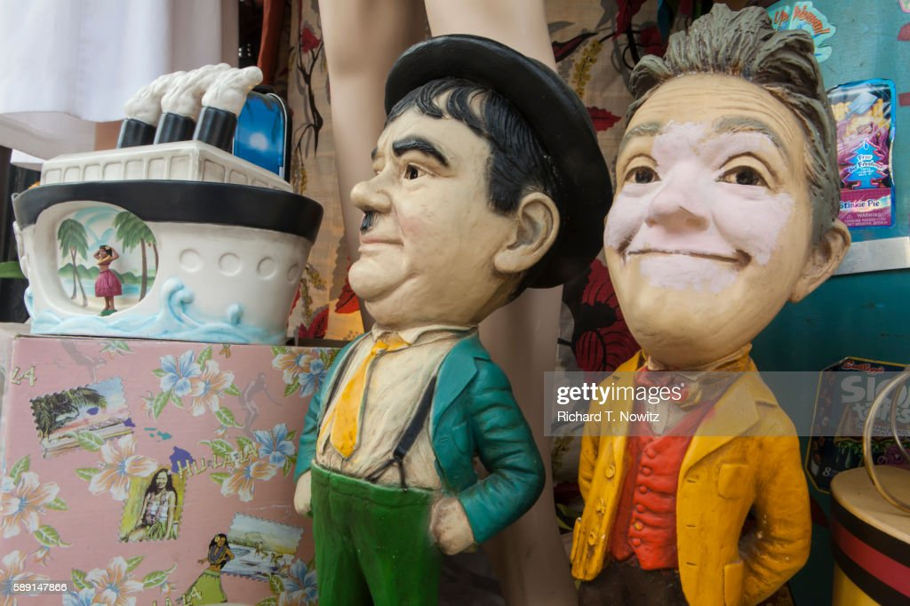 Laurel & Hardy Statutes