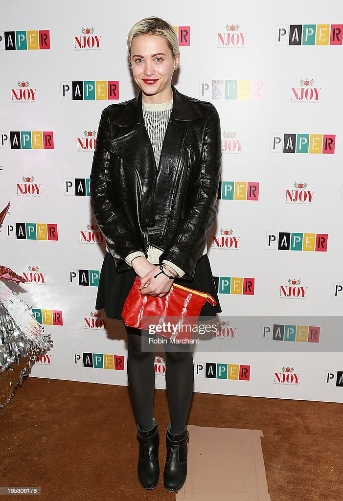 Laurel Pantin attends Paper Magazine's 16th Annual Beautiful People Party at Top of The Standard Hotel on April 2, 2013 in New York City.