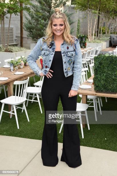 Lauren Alaina attends the Samsung Women in Country x Change The Conversation Dinner on June 8 2017 at Henrietta Red in Nashville Tennessee