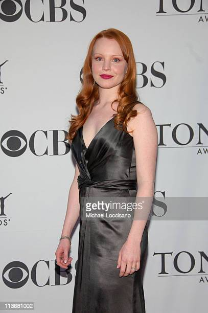 Lauren Ambrose during 60th Annual Tony Awards Arrivals at Radio City Music Hall in New York City New York United States