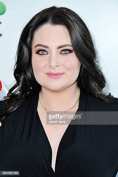 Lauren Ash arrives at the Red Nose Day Special on NBC at Alfred Hitchcock Theater at Universal Studios on May 26 2016 in Universal City California