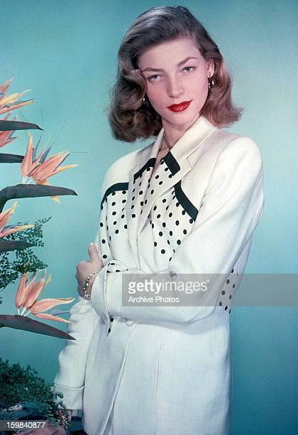 Lauren Bacall circa 1955