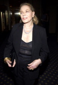 Lauren Bacall during 'Veronica Guerin' Special Screening and After Party in New York City at MGM Screening Room and Hotel Plaza Athenee in New York...
