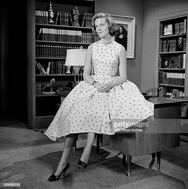 Lauren Bacall in a cutin from Hollywood Image dated July 1 1956