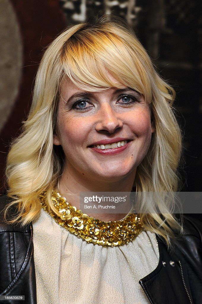 Lauren Beukes attends the Specsavers Crime Thriller Awards at The Grosvenor House Hotel on October 24, 2013 in London, England.
