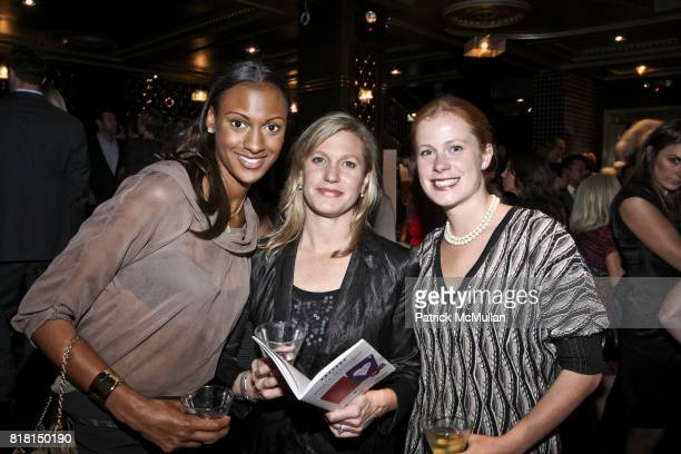 Lauren Bias Christine Chase and Denise Paddon attend ADULTS IN TOYLAND Casino Night for a Cause Hosted by Caesars Atlantic City at The Edison...