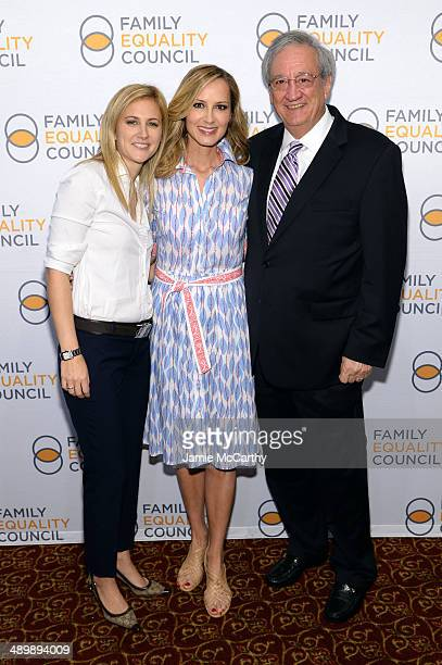 Lauren BlitzerWright singer Chely Wright and Reverend Dr C Welton Gaddy attend the Family Equality Council's 2014 Night at the Pier at Pier 60 on May...