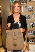 Lauren Bush attends a celebration for the launch of the Feed 2 Kenya Bag at Bergdorf Goodman on June 16 2009 in New York City