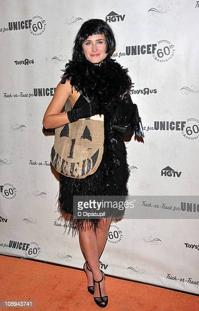 Lauren Bush attends the 2010 UNICEF Masquerade Ball at The Angel Orensanz Foundation on October 21 2010 in New York City