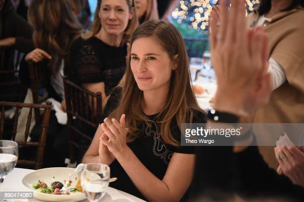 Lauren Bush attends the Hearst 100 at Michael's Restaurant on December 11 2017 in New York City
