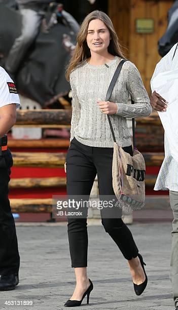Lauren Bush is seen on December 2 2013 in Los Angeles California