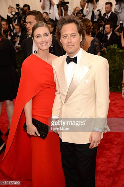 Lauren Bush Lauren and David Lauren attend the 'China Through The Looking Glass' Costume Institute Benefit Gala at Metropolitan Museum of Art on May...