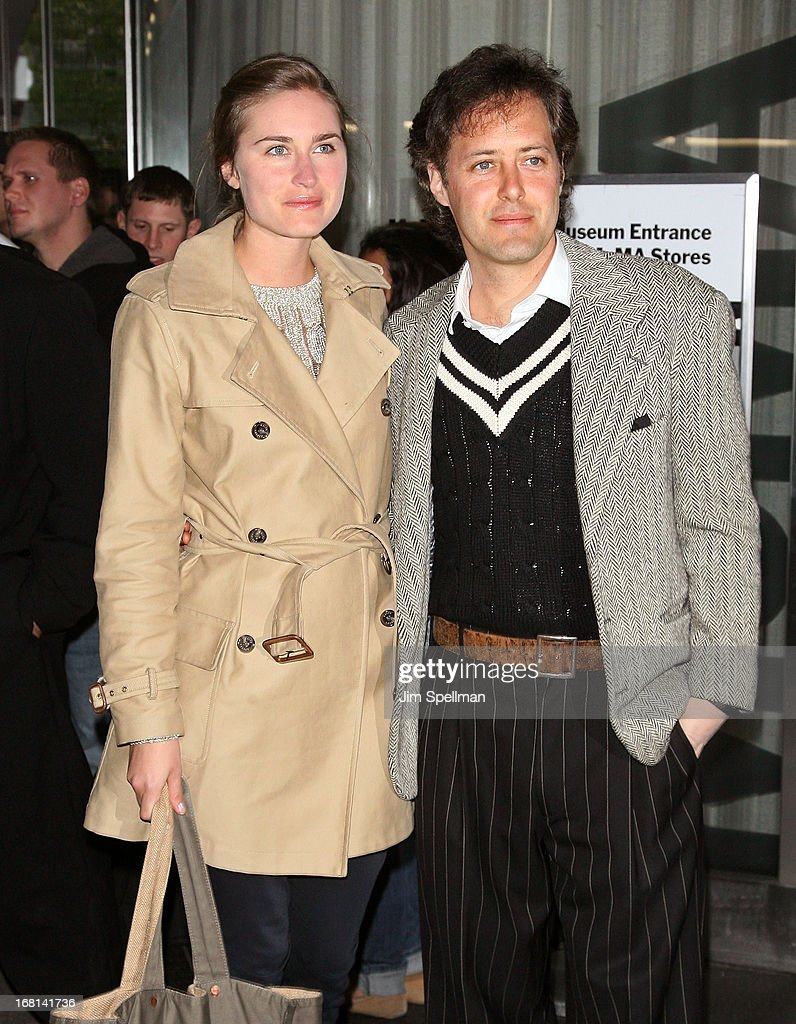 Lauren Bush Lauren and <a gi-track='captionPersonalityLinkClicked' href=/galleries/search?phrase=David+Lauren&family=editorial&specificpeople=234832 ng-click='$event.stopPropagation()'>David Lauren</a> attend 'The Great Gatsby' Special Screening at Museum of Modern Art on May 5, 2013 in New York City.
