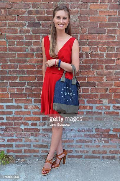 Lauren Bush Lauren attends FEED USA Target launch event on June 19 2013 in New York City