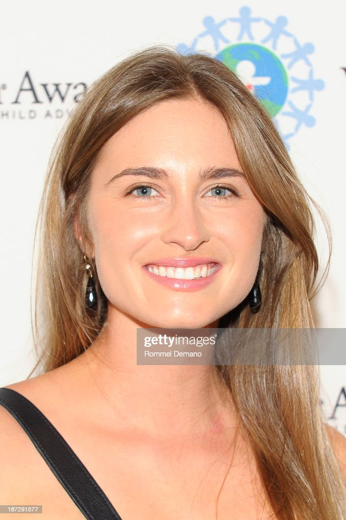 Lauren Bush Lauren attends the 16th annual World Of Children awards at 583 Park Avenue on November 7, 2013 in New York City.