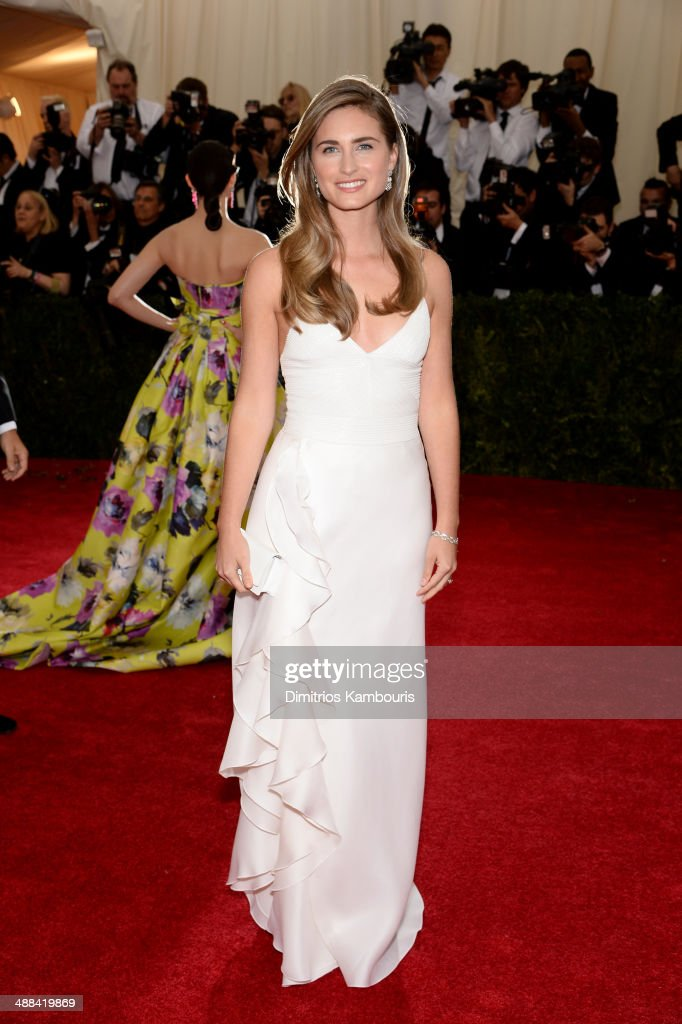 Lauren Bush Lauren attends the 'Charles James: Beyond Fashion' Costume Institute Gala at the Metropolitan Museum of Art on May 5, 2014 in New York City.