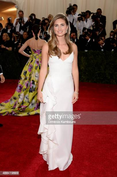Lauren Bush Lauren attends the 'Charles James Beyond Fashion' Costume Institute Gala at the Metropolitan Museum of Art on May 5 2014 in New York City