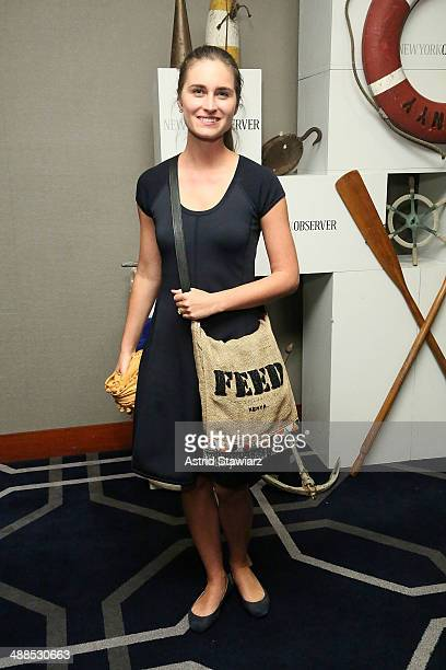 Lauren Bush Lauren attends the New York Observer's '20 Most Important Young Philanthropists' event at W New York Union Square on May 6 2014 in New...