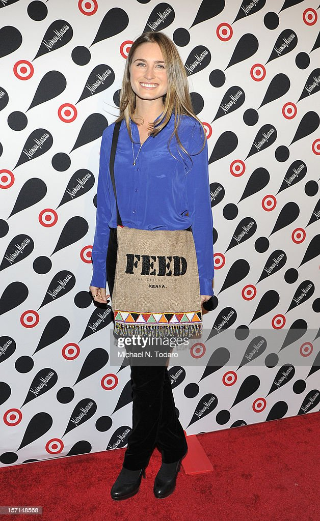 Lauren Bush Lauren attends the Target + Neiman Marcus Holiday Collection launch on November 28, 2012 in New York City.