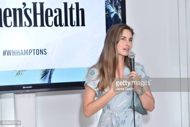 Lauren Bush Lauren attends Women's Health and FEED's 6th Annual Party Under the Stars at Bridgehampton Tennis and Surf Club on August 5 2017 in...