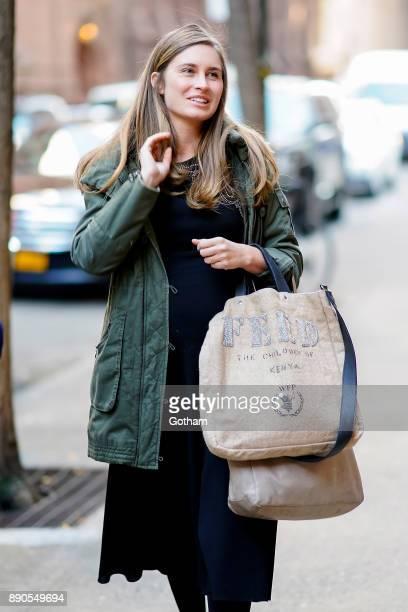 Lauren Bush Lauren is seen in Midtown on December 11 2017 in New York City