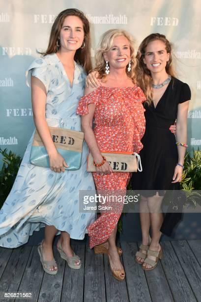 Lauren Bush lauren Sharon Bush and Ashley Bush attend Women's Health and FEED's 6th Annual Party Under the Stars at Bridgehampton Tennis and Surf...