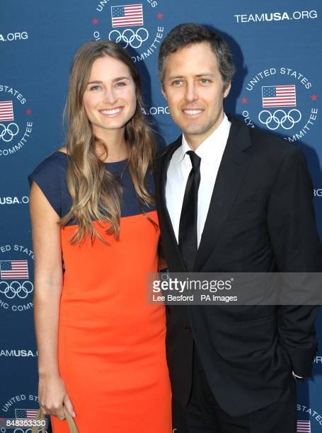 Lauren BushLauren and husband David arrive for the US Olympic Committee Benefit Gala at USA House for US Olympic and Paralympic Teams at the Royal...