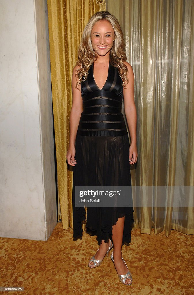 Lauren C. Mayhew during Operation Smiles 5th Annual Los Angeles Gala at Regent beverly Wilshire in Los Angeles, California, United States.