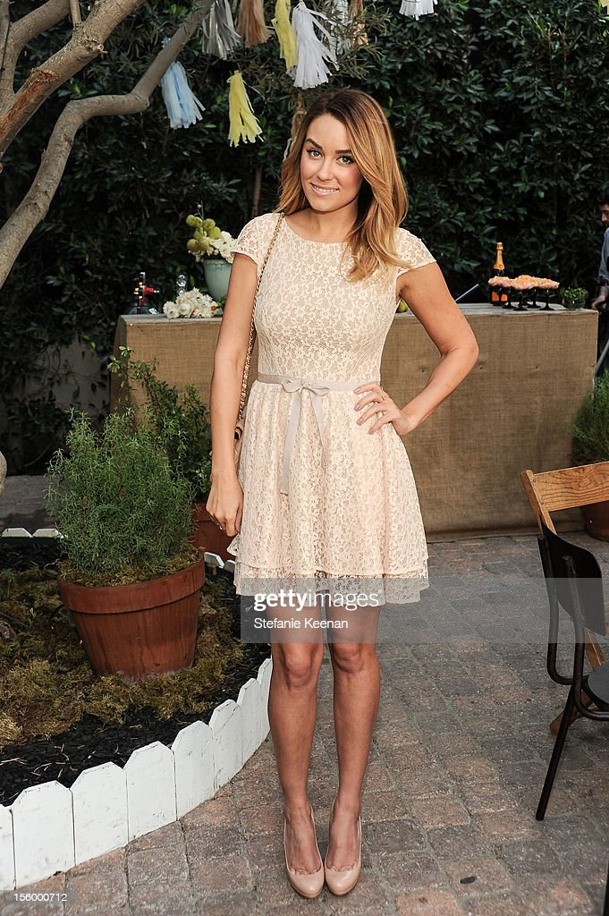 <a gi-track='captionPersonalityLinkClicked' href=/galleries/search?phrase=Lauren+Conrad&family=editorial&specificpeople=537620 ng-click='$event.stopPropagation()'>Lauren Conrad</a> attends ShoeMint Celebrates 1 Year Anniversary With Rachel Bilson And Nicole Chavez at Laurel Hardware on November 10, 2012 in West Hollywood, California.