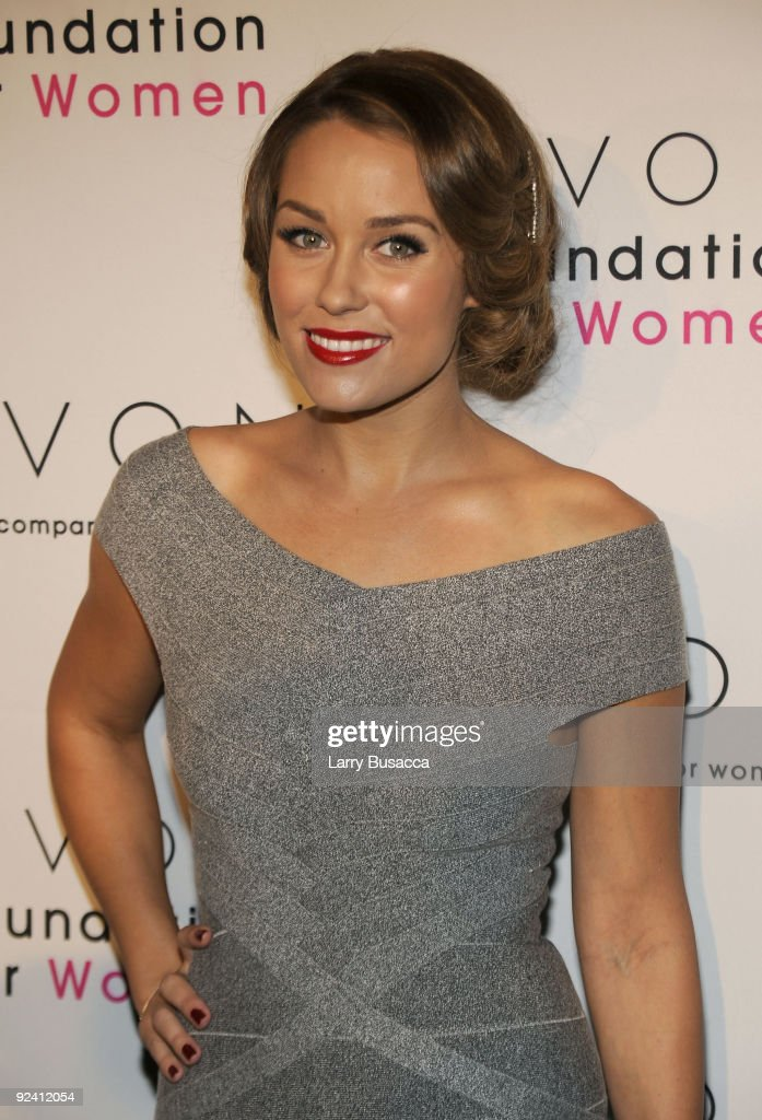 <a gi-track='captionPersonalityLinkClicked' href=/galleries/search?phrase=Lauren+Conrad&family=editorial&specificpeople=537620 ng-click='$event.stopPropagation()'>Lauren Conrad</a> attends the Avon Foundation's 'Champions Who Change Women's Lives' celebration at Cipriani 42nd Street on October 27, 2009 in New York City.