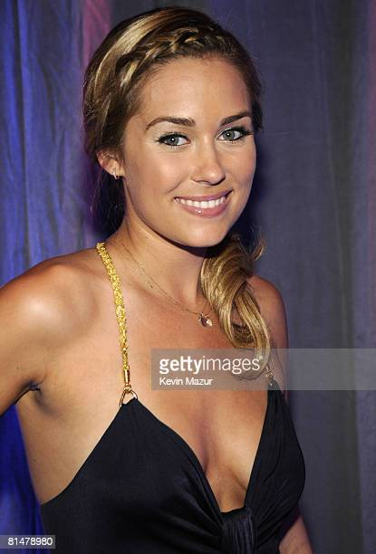 NEW YORK MARCH 24 Lauren Conrad attends 'The Hills' season three premiere and afterparty at Gotham Hall on March 24 2008 in New York City...