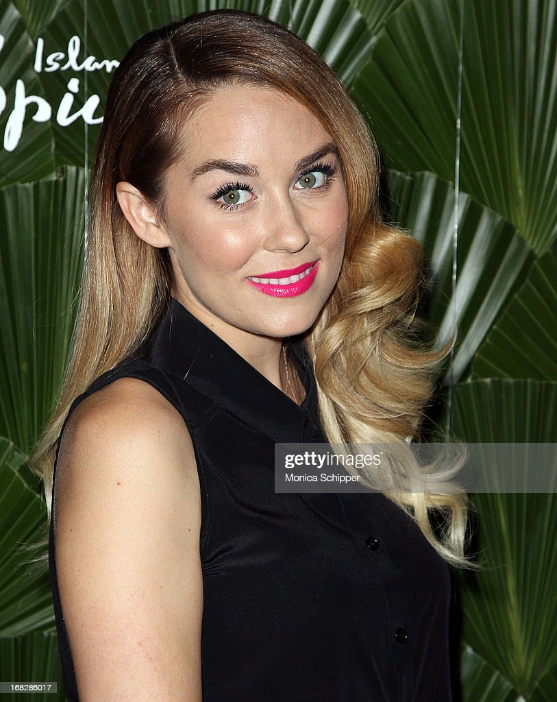 Lauren Conrad attends the Malibu Island Spiced Launch Party at PH-D Rooftop Lounge at Dream Downtown on May 7, 2013 in New York City.