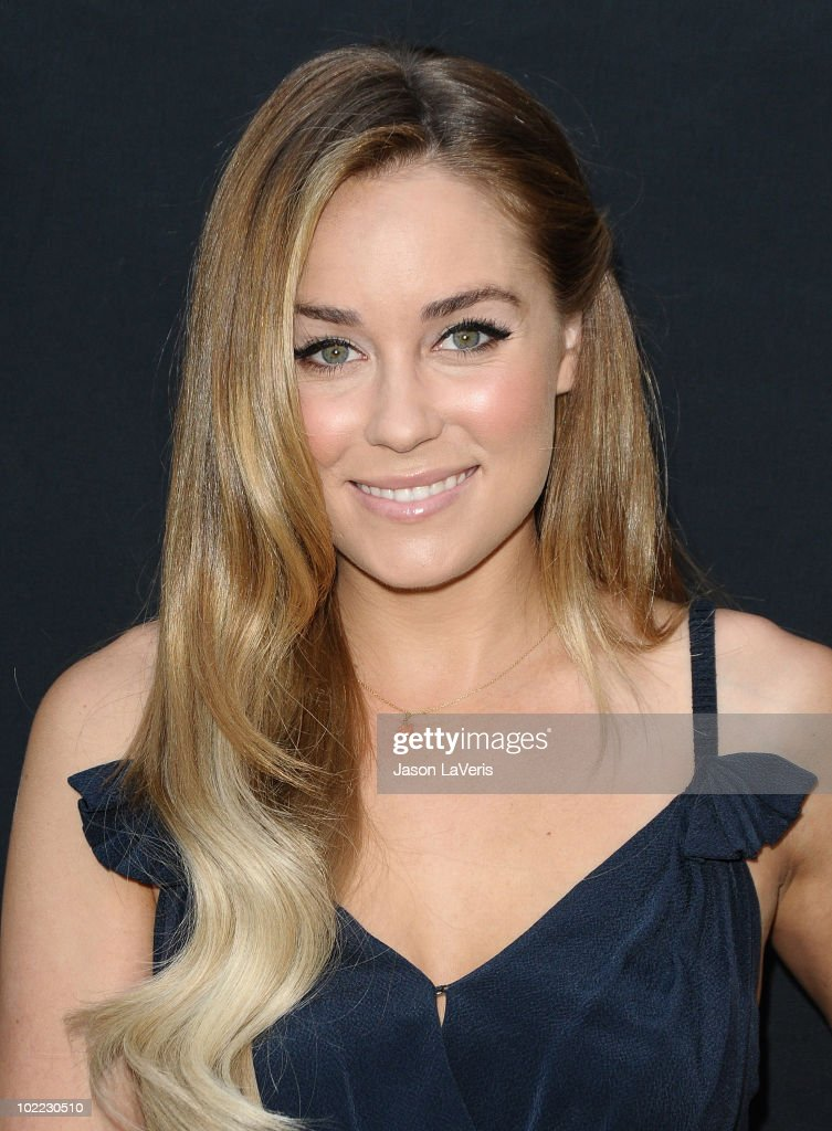 Lauren Conrad unveils her new national milk mustache 'Got Milk?' campaign photo at The Whisper Lounge on June 15, 2010 in Los Angeles, California.