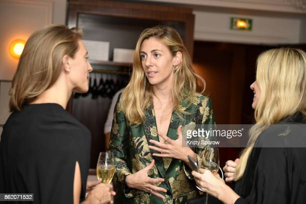 Lauren De Niro Pipher attends the Surface Magazine Fall Fashion Issue 2017 Presentation on October 16 2017 in Paris France