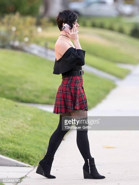 Lauren Dyson is seen on February 04 2017 in Los Angeles California