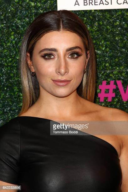 Lauren Elizabeth attends the An Unforgettable Evening held at the Beverly Wilshire Four Seasons Hotel on February 16 2017 in Beverly Hills California