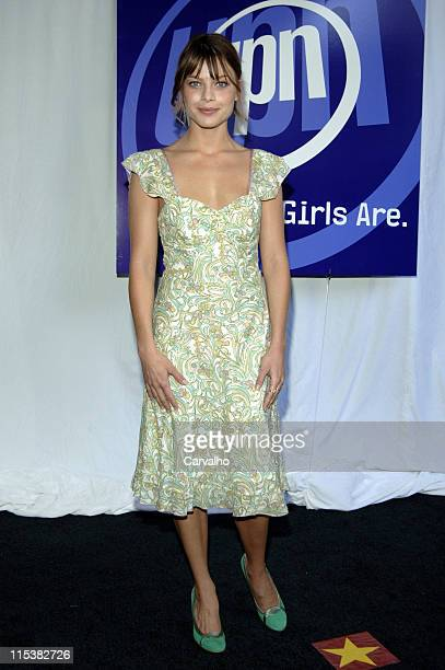 Lauren German during 2005/2006 UPN Prime Time UpFront at Madison Square Garden in New York City New York United States