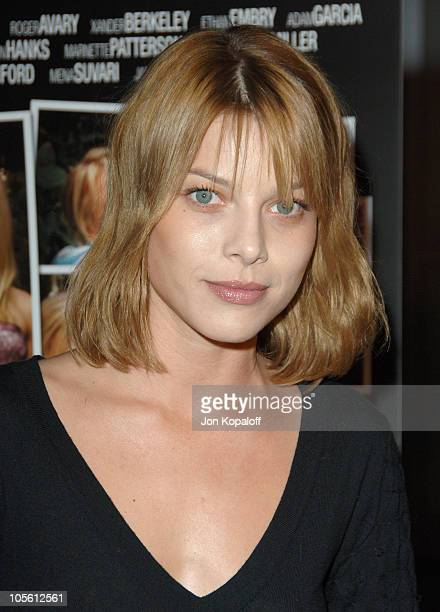 Lauren German during 'Standing Still' Los Angeles Premiere Arrivals at Arclight Cinemas in Hollywood California United States