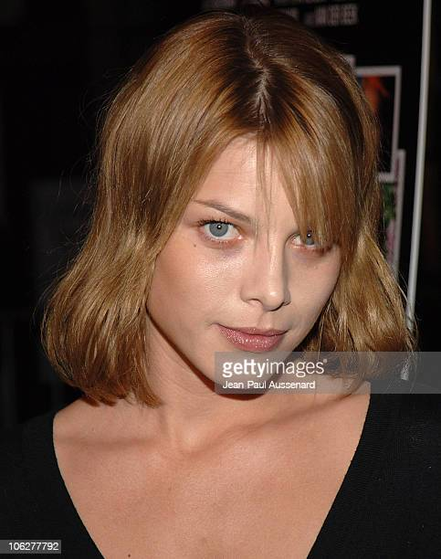 Lauren German during 'Standing Still' Los Angeles Premiere Arrivals at Arclight Cinemas in Los Angeles California United States