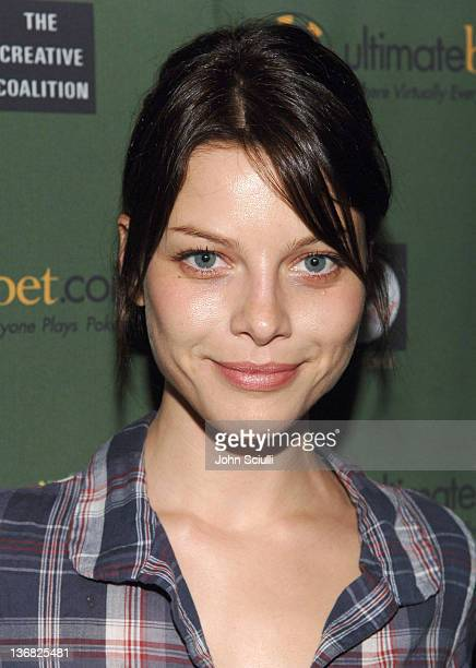 Lauren German during Ultimatebetcom Kari Feinstein and Mike McGuiness Host Celebrity Poker Tournament to Honor Clifton Collins Jr's Emmy Nomination...