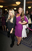 Lauren Goodger arrives at The Inspiration Awards For Women 2012 at Cadogan Hall on October 3 2012 in London England